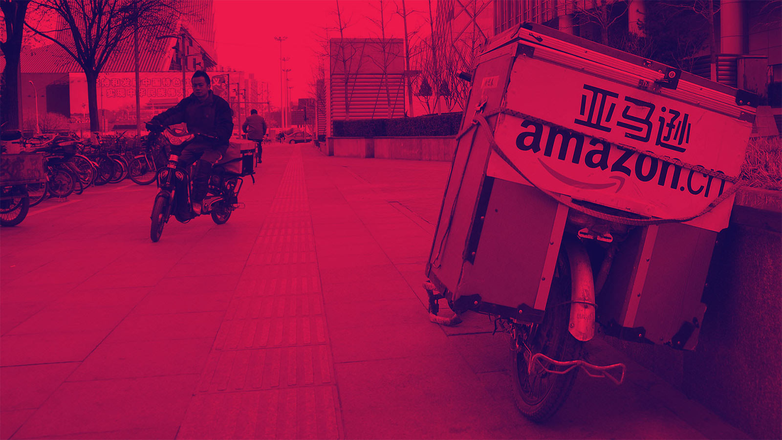 Amazon is leaving China