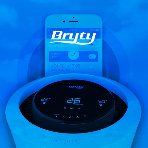 Bryty Air Cleaner